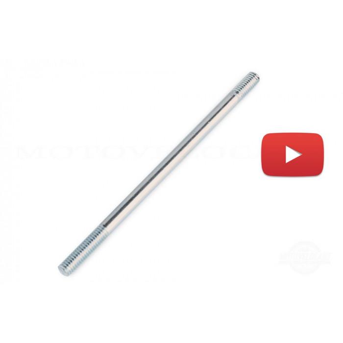 Шпилька бензогенератора   ET-950   (6*73mm)   JIANTAI, шт