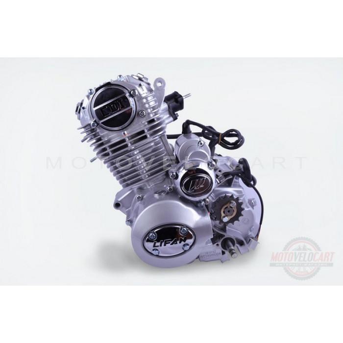 """Двигатель   Lifan CB150   (161FMI OHC)   """"EVO"""""""