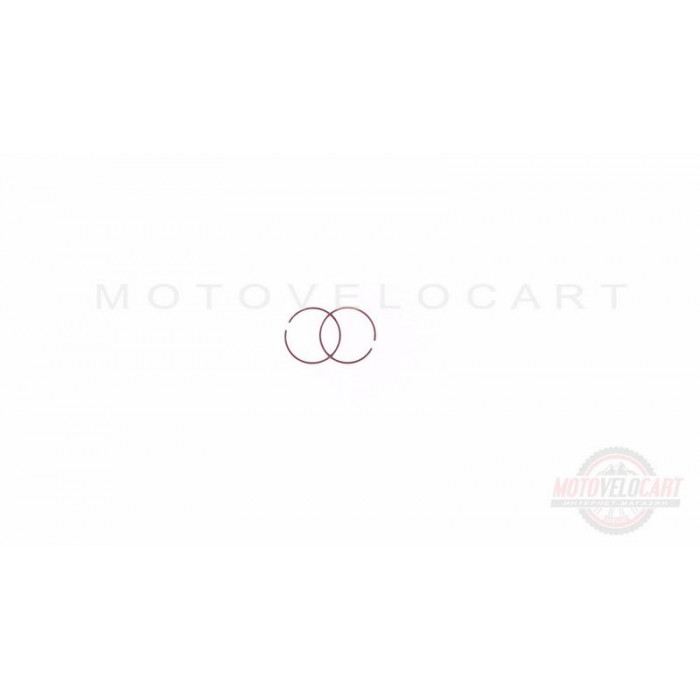 Кольца   Yamaha JOG 2JA 50   .STD   (?40,00)   KOMATCU   (mod.A), компл.