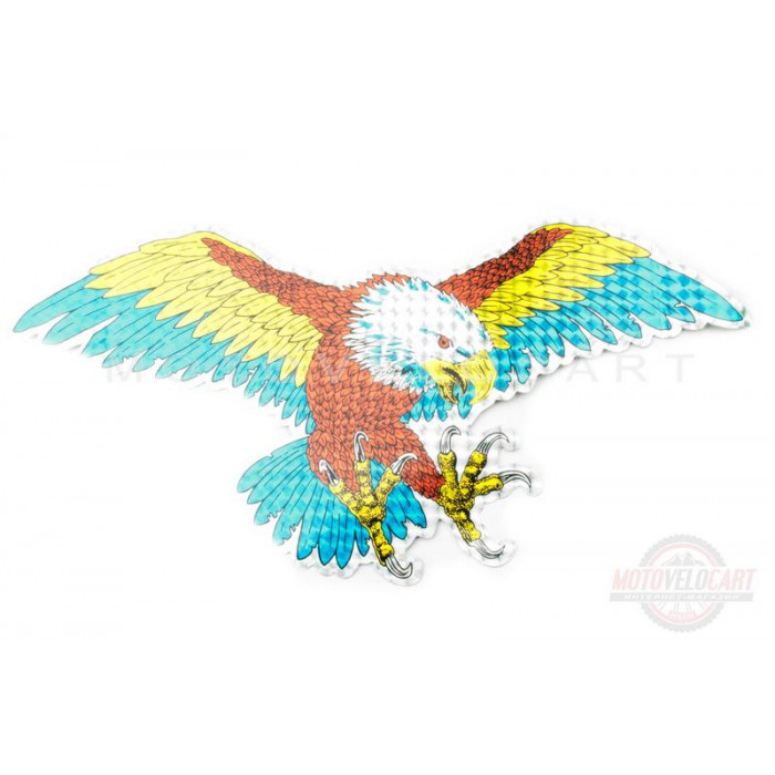 "Наклейка декор ""EAGLE"" (30х15см) (#0059)"