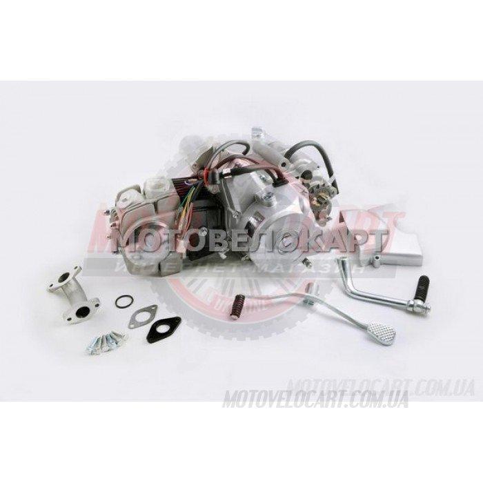 Двигатель Delta 125cc (МКПП 157FMH)