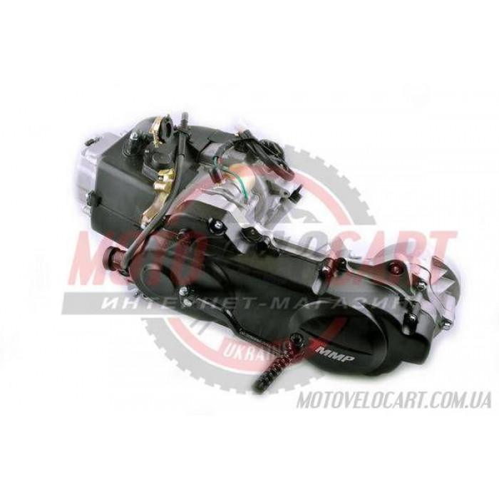 """Двигатель 4T GY6 80cc (139QMB, короткий) (12"""" колесо) """"EVO"""""""