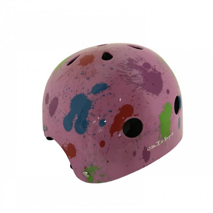 Шлем детский Calibri (Light Purple+Different color) FSK-503L