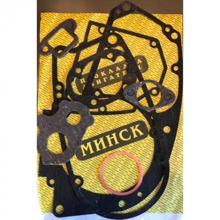 Набор прокладок Минск 12V (паранит с медью)